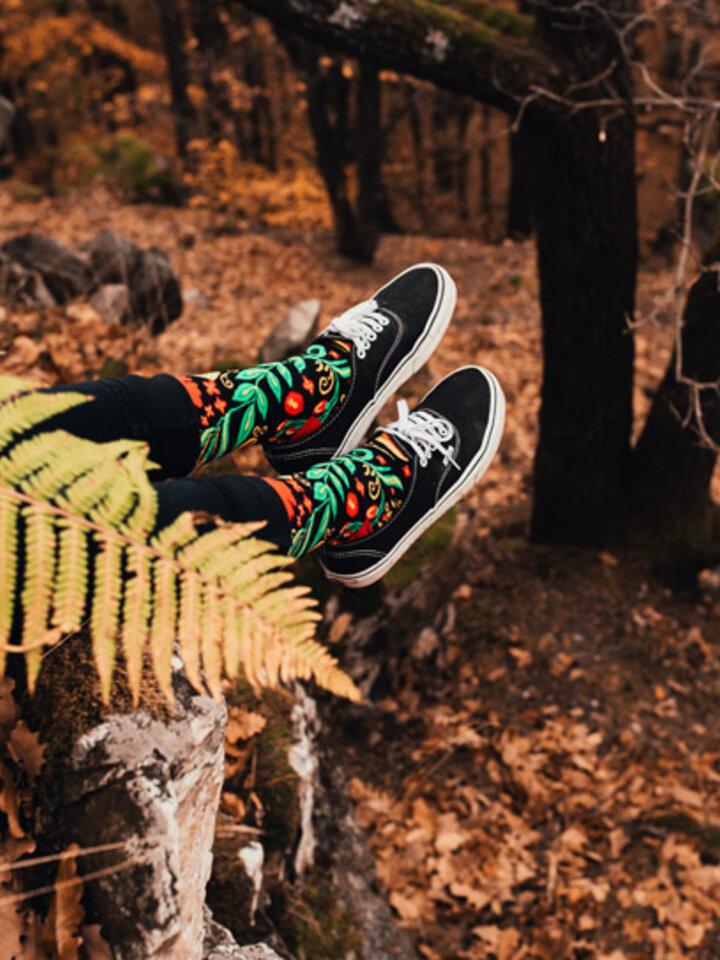 Gift idea Regular Socks Folk