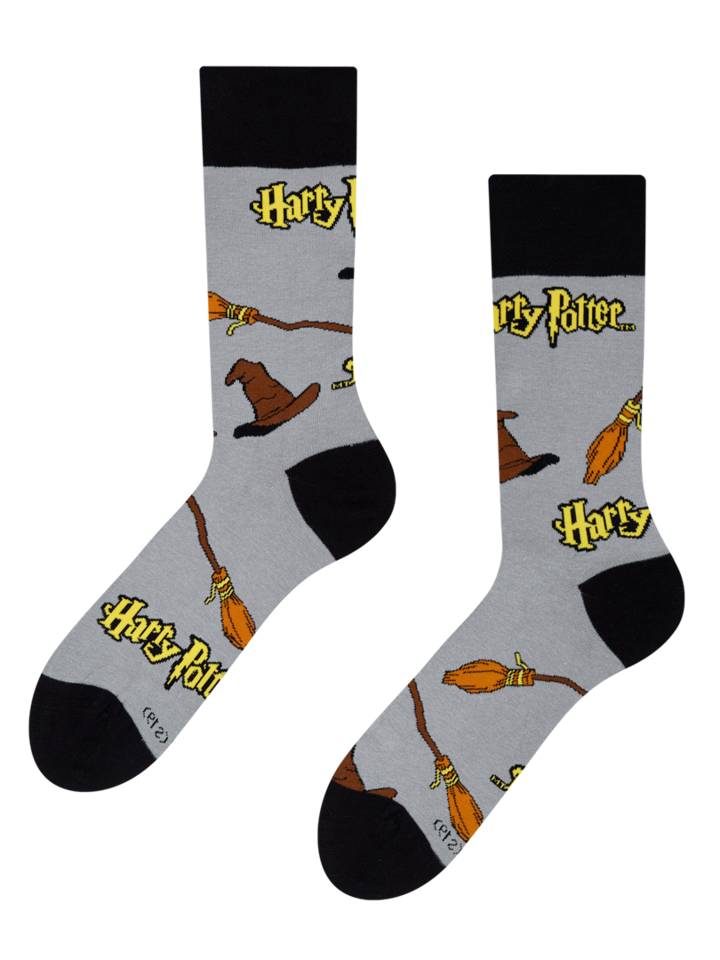 Tip na darček Calcetines alegres Harry Potter™ - Sombrero de la suerte