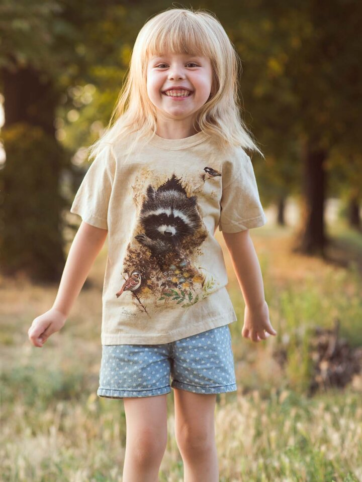 Reducerea Wee Raccoon Child