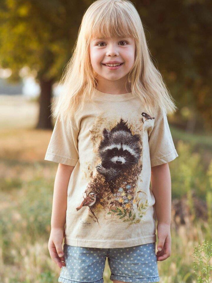 pentru outfit-ul perfect Wee Raccoon Child