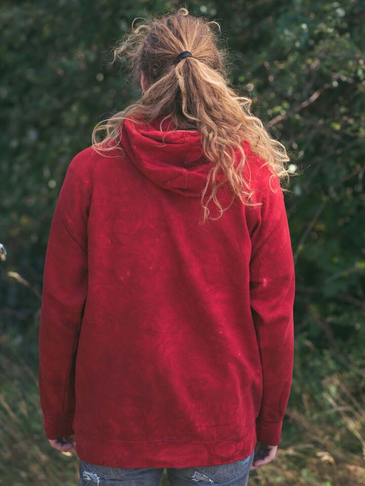 pentru outfit-ul perfect hanorac cu glugă Red Mamba Adult