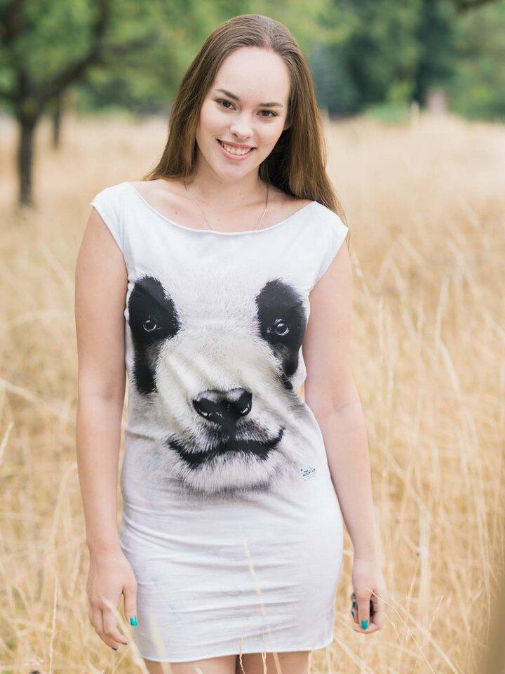 Lichidare de stoc Big Face Panda  Adult