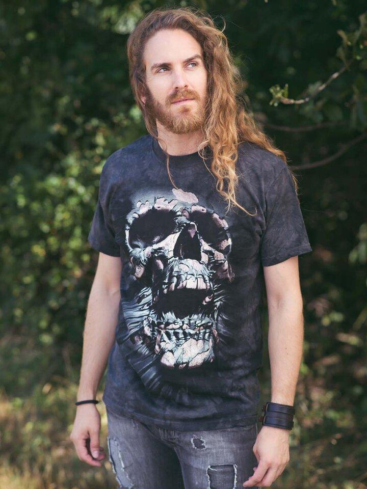 Eredeti ajándék a Dedolestől Halálfej póló