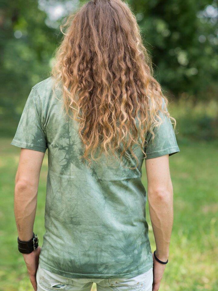 Lifestyle foto Tričko Koláž z jeleňov