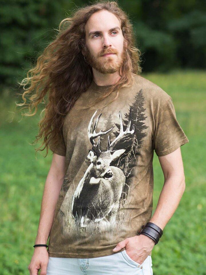 Potěšte se tímto kouskem Dedoles Tričko Nesmělý jelen