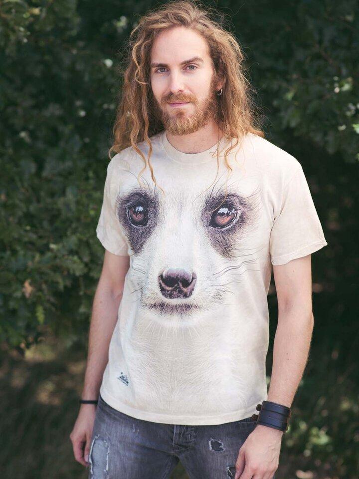Výpredaj Tričko Tvár surikaty