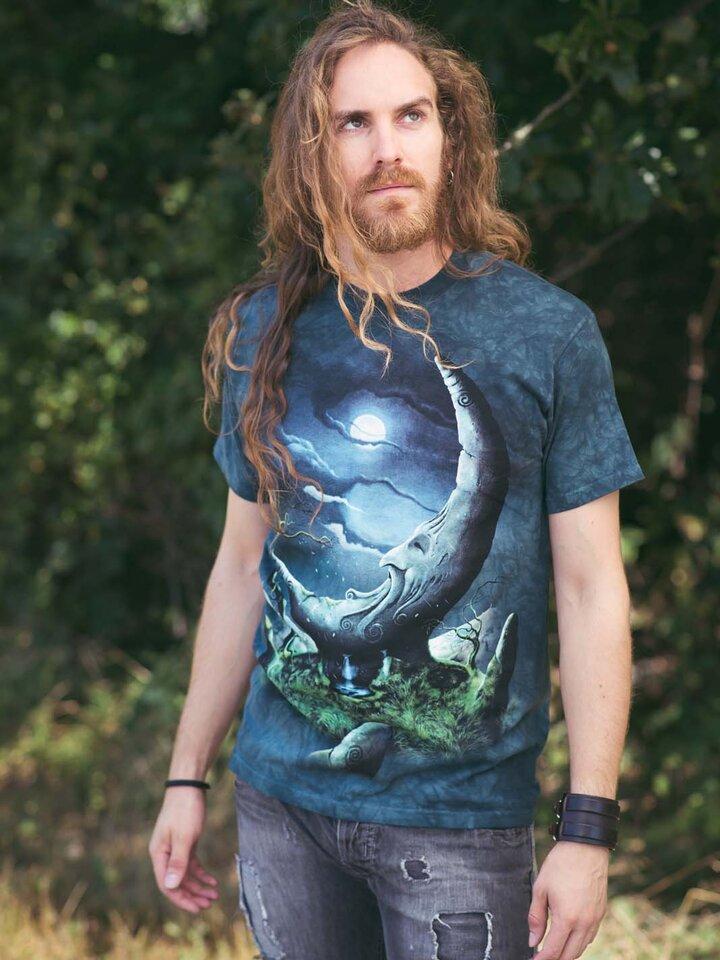 Bereiten Sie sich Freude mit diesem Dedoles-Stück T-Shirt Mondstein