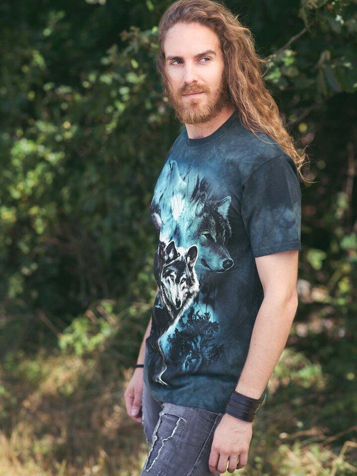 Výpredaj Tričko Nočné vlky