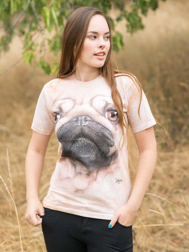 Ausverkauf T-Shirt Mops