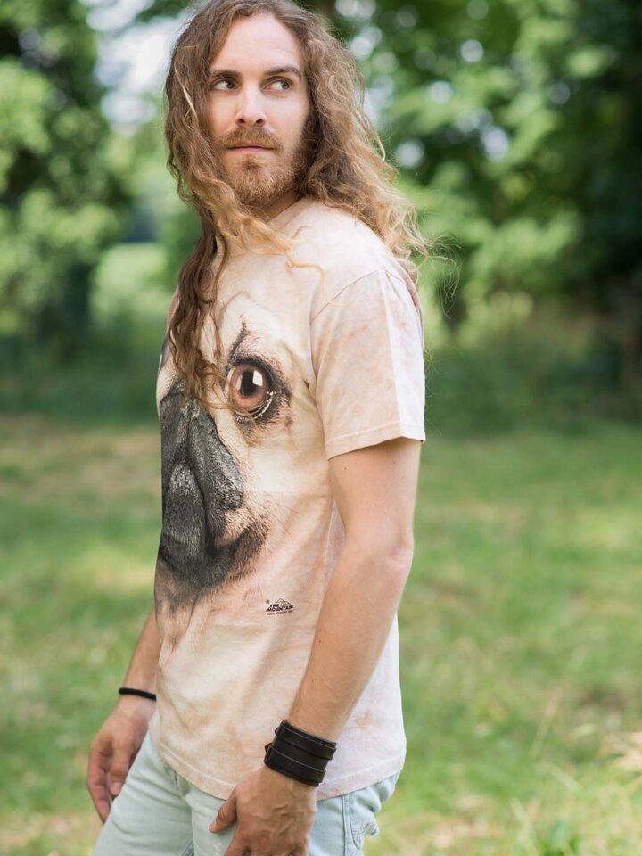 Foto T-Shirt Mops