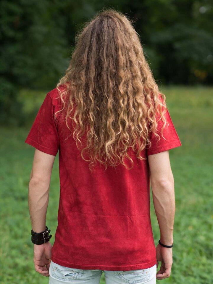 Lifestyle foto Tričko Červená mamba