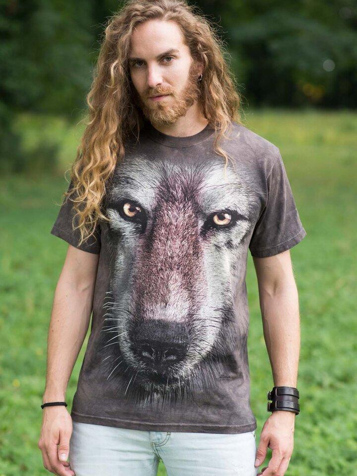 Căutați cadou unic și original? Va bucura enorm sărbătoritul Wolf Face Adult