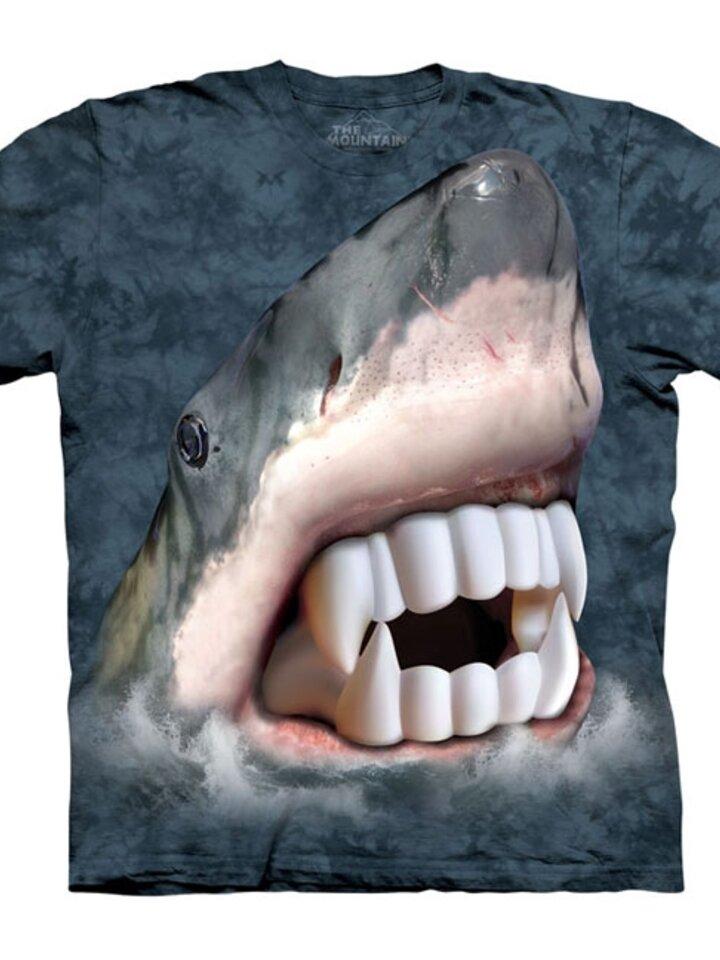 Tip na dárek Tričko Žralok upír - dětské