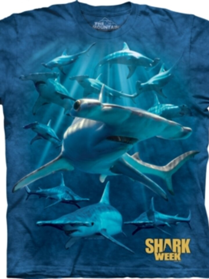 Gift idea Hammerhead Collage T Shirt