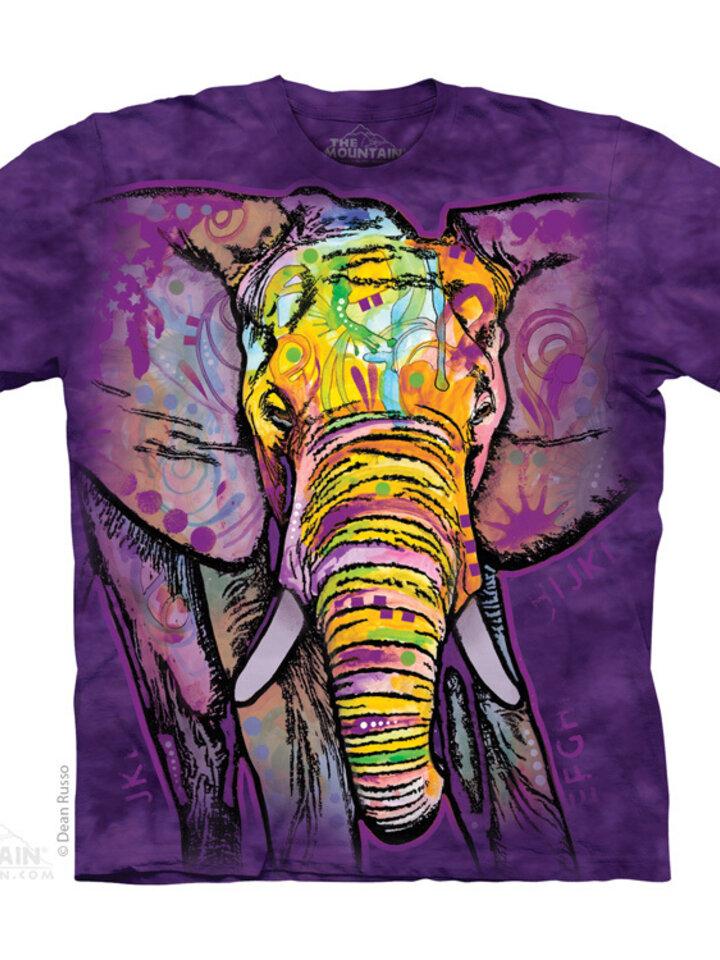 Potešte sa týmto kúskom Dedoles Russo Elephant Kids T Shirt
