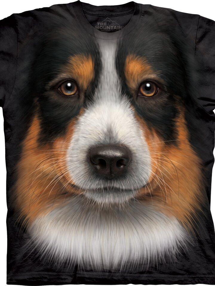 ZNIŻKA Australian Shepherd Dog Child