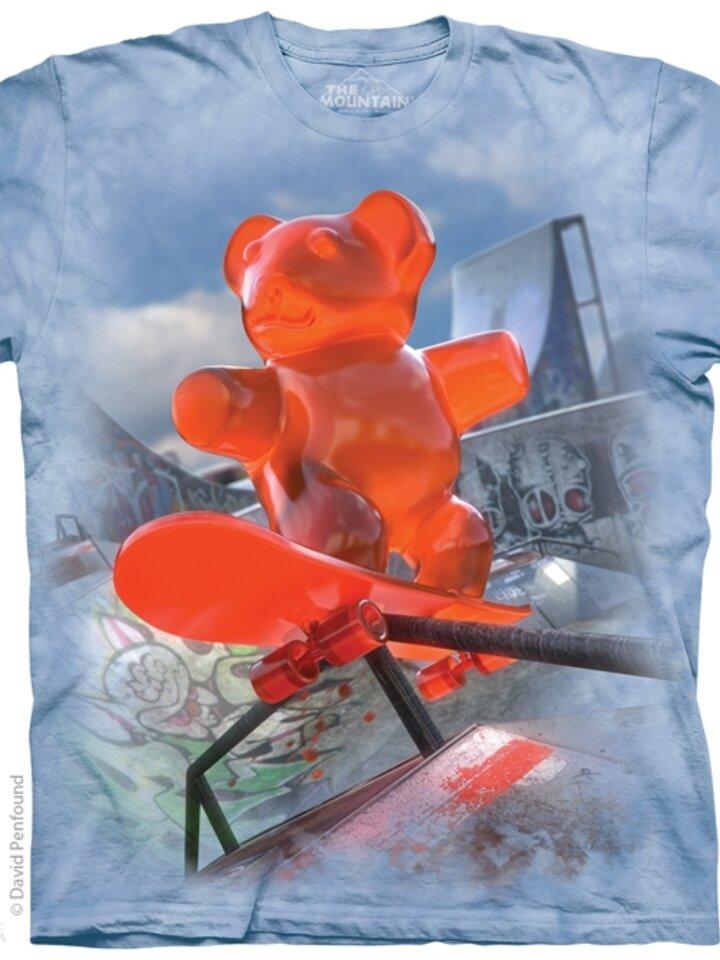 Szerezzen magának örömet ezzel a Dedoles darabbal Fincsi deszkás póló