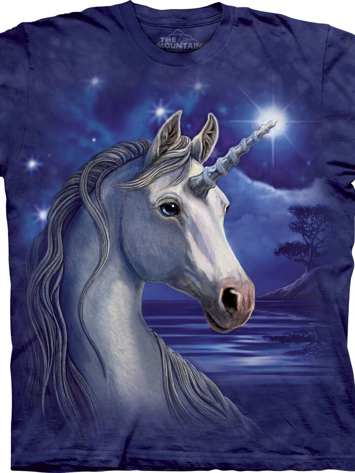 Looking for an original and unusual gift? The gifted person will surely surprise with Unicorn Night Child