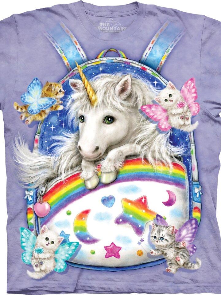 Lifestyle photo Backpack Unicorn Child