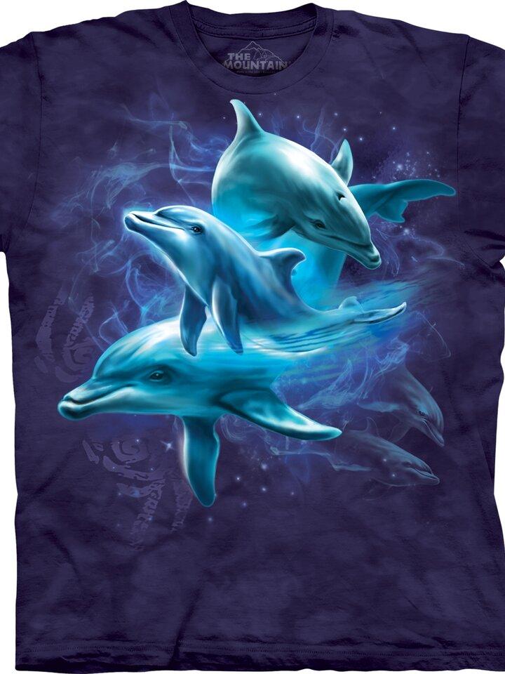 Foto Dolphin Collage Child