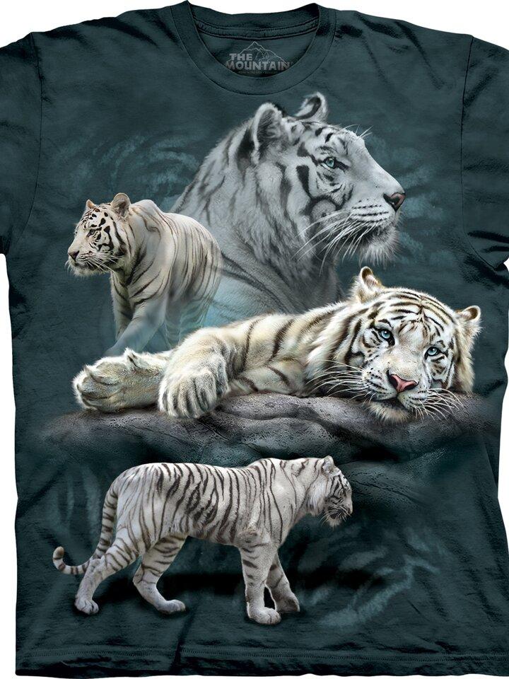 a tökéletes és egyedi ruházathoz White Tiger Collage Child