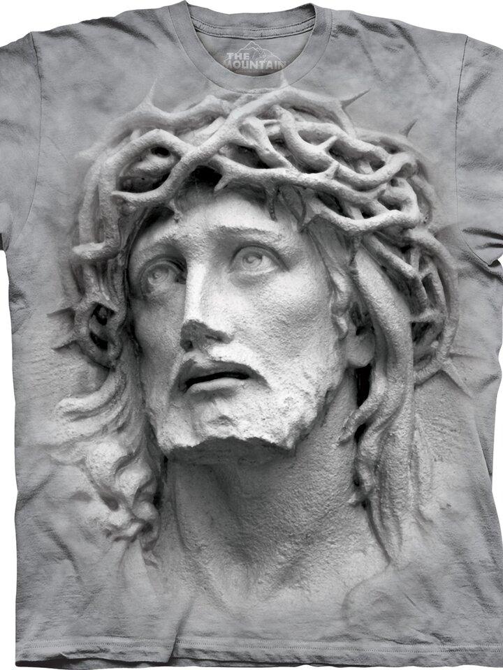 Tip na dárek Tričko Ježíš a trnová koruna