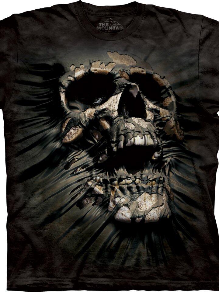 Szerezzen magának örömet ezzel a Dedoles darabbal Halálfej póló