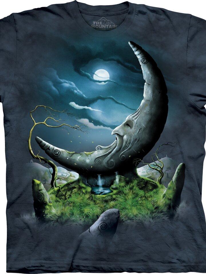 Tip na dárek Tričko Měsíční kámen