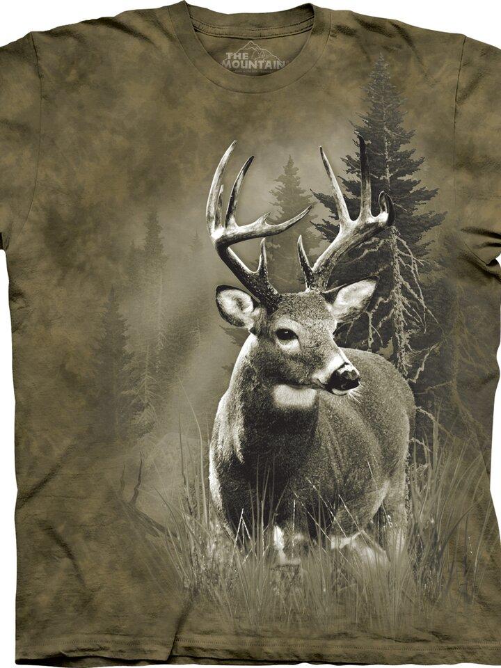 Hledáte originální a neobvyklý dárek? Obdarovaného zaručeně překvapí Tričko Nesmělý jelen