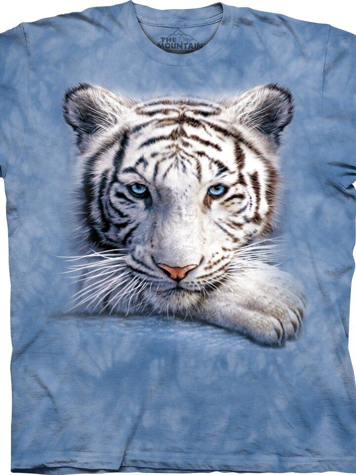 Výjimečný dárek od Dedoles Tričko Odpočívající tygr - dětské