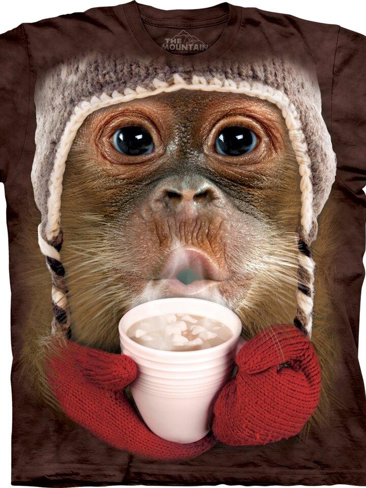 Tip na darček Hot Cocoa Orangutan