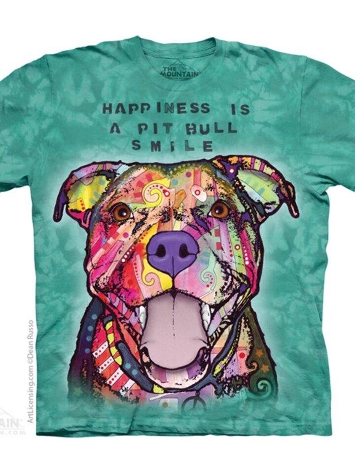Gift idea Pit Bull Smile