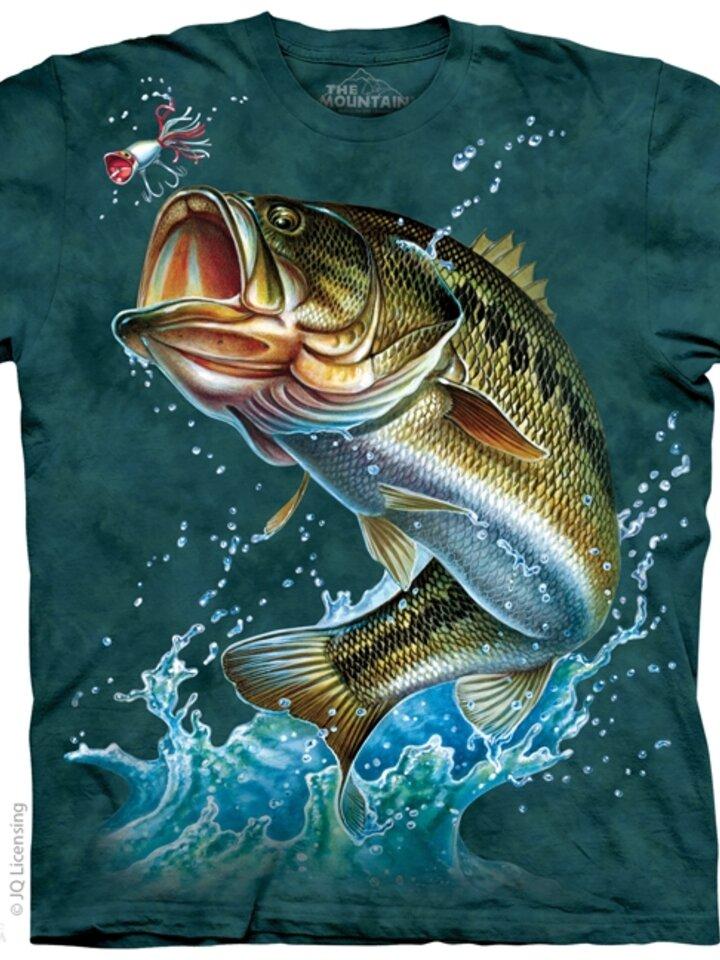 Eredeti ajándék a Dedolestől Halászó hal póló