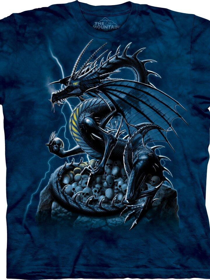 Zdjęcie lifestyle Skull Dragon Child