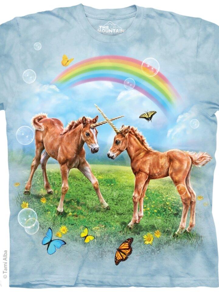 Indicație pentru cadou Dueling Unicorn Twins