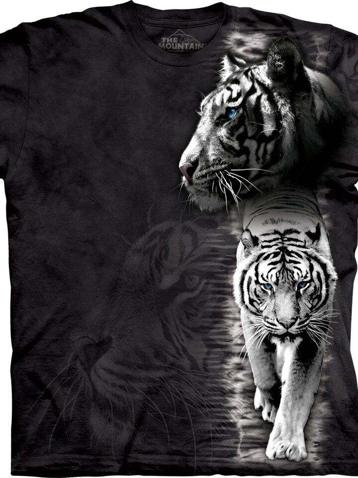 Suchen Sie ein originelles und außergewöhliches Geschenk? überrascht den Beschenkten sicher T-Shirt Tiger Nina