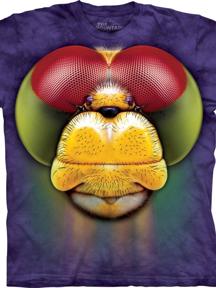Geschenk von Dedoles Kinder T-Shirt Libelle-Gesicht
