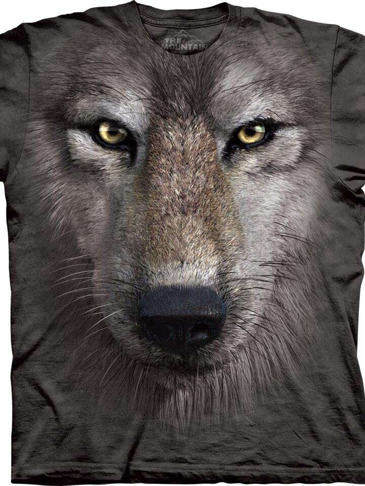 pentru outfit-ul perfect Wolf Face Adult