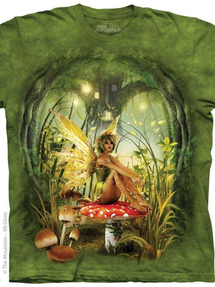 Výprodej Tričko Víla a muchomůrka