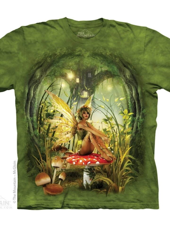 Looking for an original and unusual gift? The gifted person will surely surprise with Toadstool Fairy