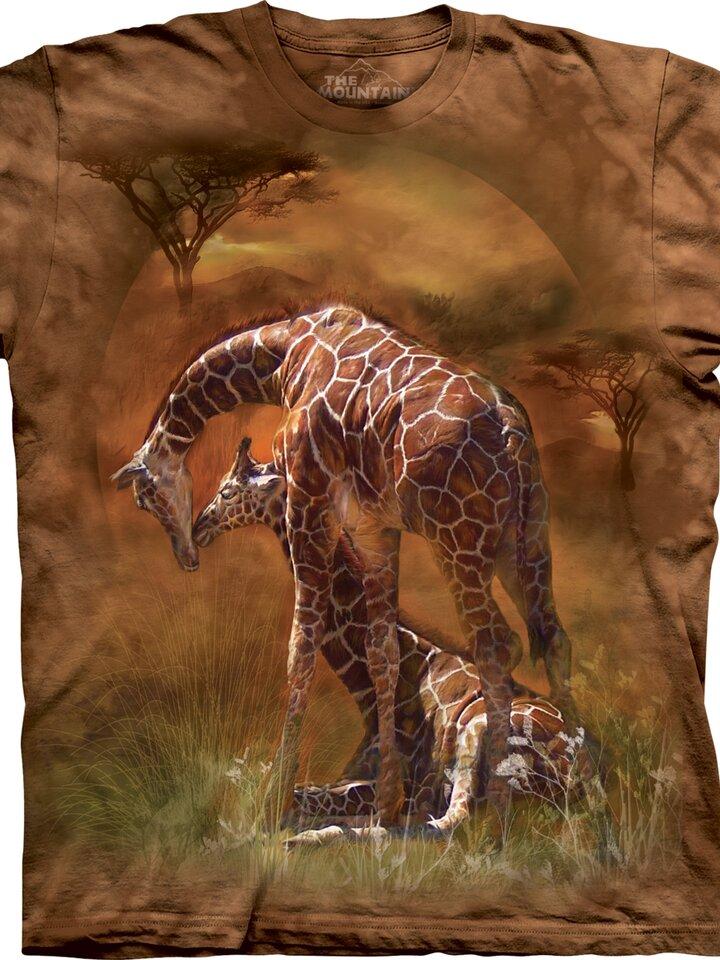 Eredeti ajándék a Dedolestől Giraffe Sunset Child