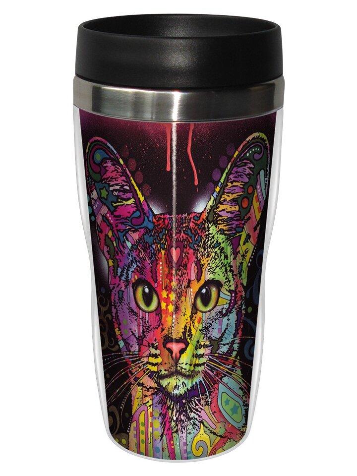 Ajándék tipp Termoszpohár Russo - Abesszin macska
