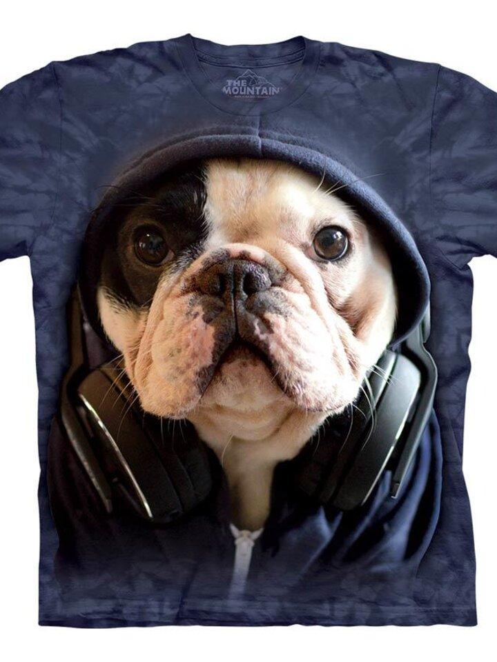 Obrázok produktu Tričko DJ Manny Bulldog - detské