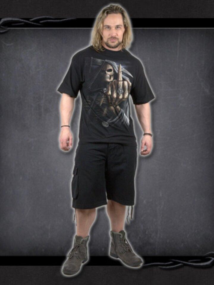 Potešte sa týmto kúskom Dedoles T-shirt Finger Bones