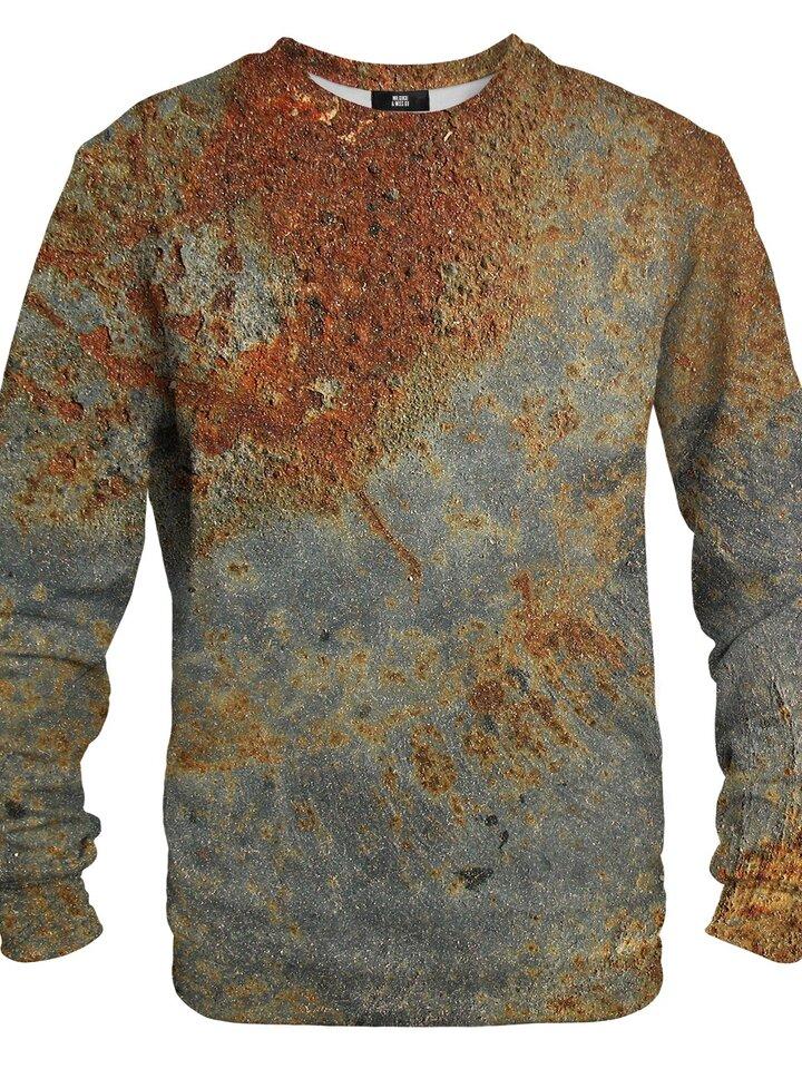 Obrázok produktu Mikina bez kapucne Hrdza