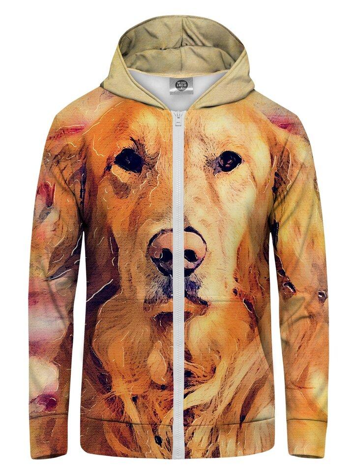 Sleva Mikina na zip Plakát psa