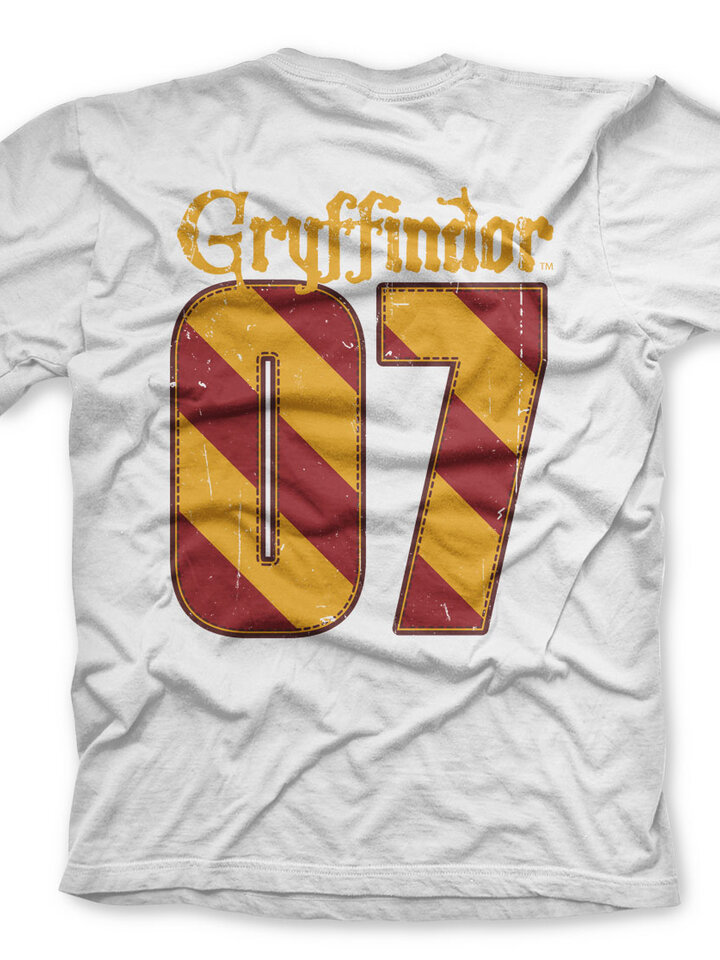 Výnimočný darček od Dedoles Majica Harry Potter Grb Gryffindora