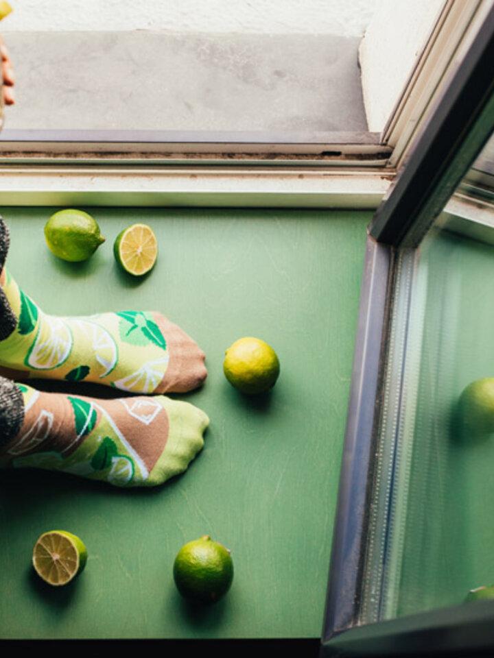 Obrázok produktu Vrolijke sokken Mojito
