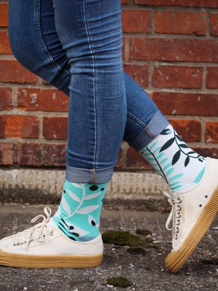 Potešte sa týmto kúskom Dedoles Regular Socks Plants