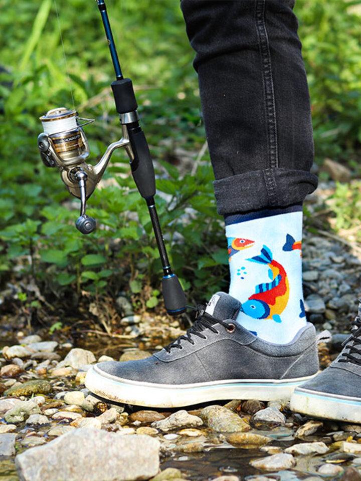 Obrázok produktu Veselé ponožky Ryby